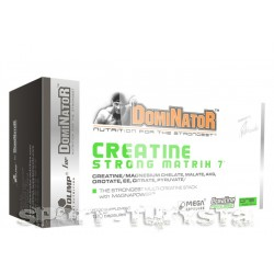 OLIMP DOMINATOR CREATINE STRONG MATRIX 7 KREATYNA